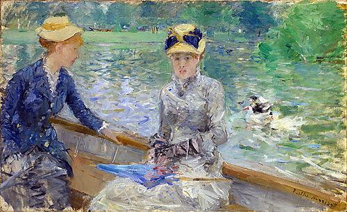 Berthe Morisot, Somkmertag