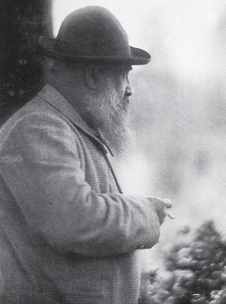 Claude Monet, Fotografie