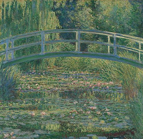 Claude Monet, Wasserlilien