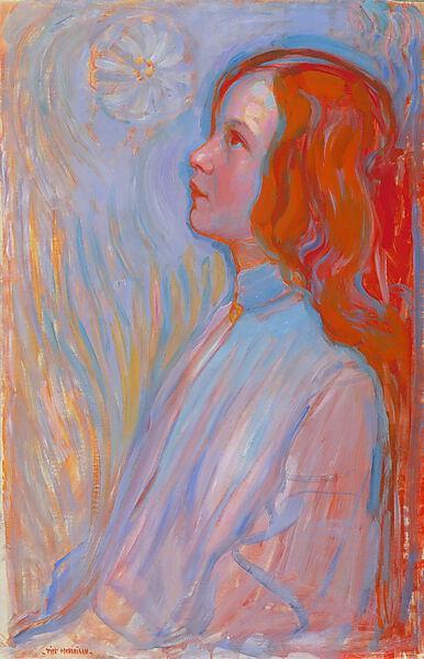 Piet Mondrian, Devotion