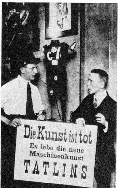 """""""Kunst ist tot..."""", George Grosz und John Heartfield in Berlin"""