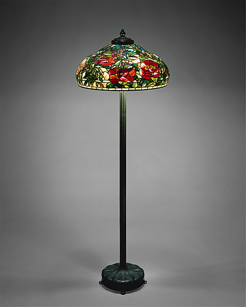 Louis C. Tiffany, Floor Lamp