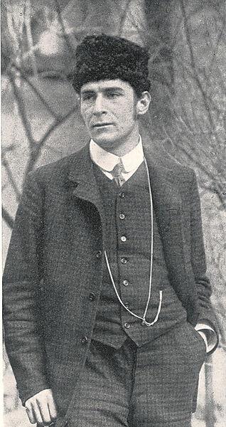 Franz Marc, 1910, Fotografie