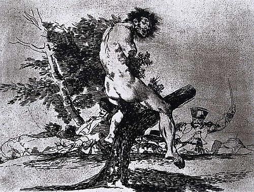 Francisco Goya: Die Schrecken des Krieges Teil IV