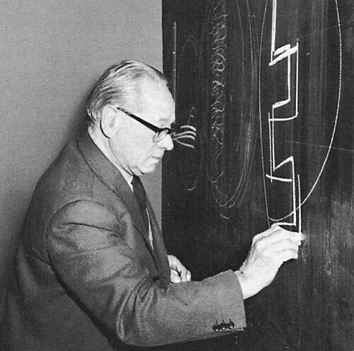 Johannes Itten als Lehrer