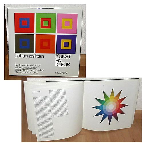 Johannes Itten, Kunst en kleur