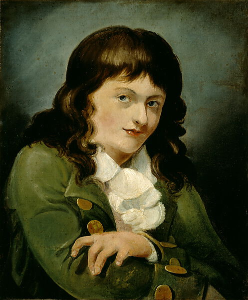 William Turner, Selbstportrait