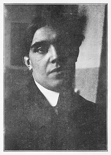 Fotografie, Juan Gris, 1913