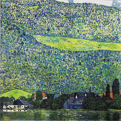 Gustav Klimt, Litzlberg am Attersee