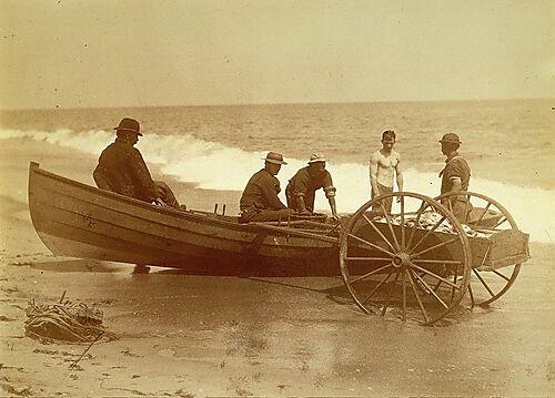 Louis C. Tiffany, Fishermen photo