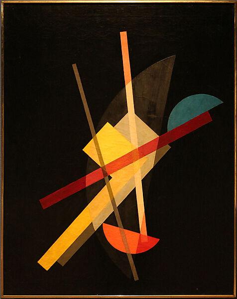 Laszlo Moholy-Nagy, D IV