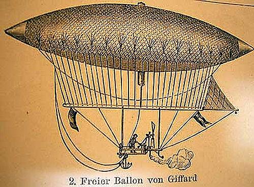 Freier Ballon (Luftschiff)