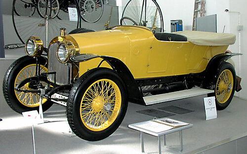 Automobil der 1910er Jahre