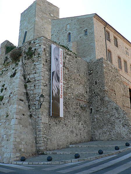 Fotografie, Picasso Museum, Château Grimaldi, Antibes, Frankreich