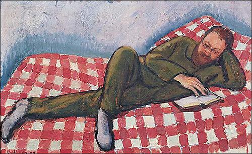 Olga Markowa Meerson, Portrait Henri Matisse
