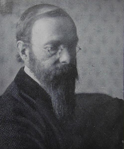 Fotografie, Der Ehemann Otto Modersohn