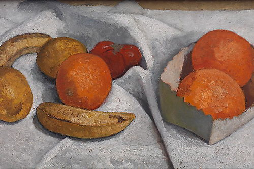 Paula Modersohn-Becker, Stillleben mit Früchten