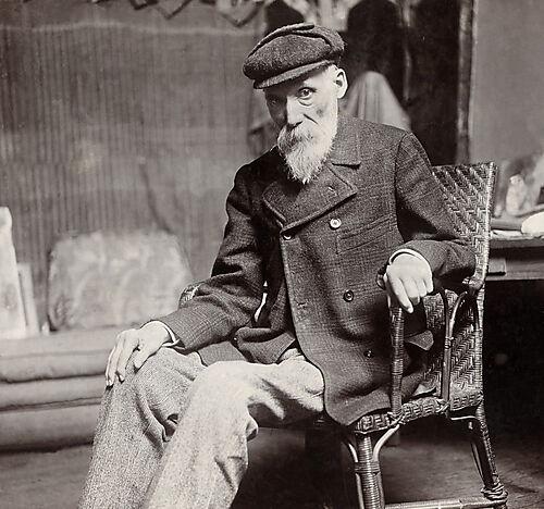 Pierre-Auguste Renoir, Fotografie