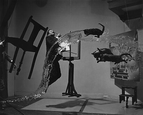 Halsmans, Foto, Dalí Atomicus