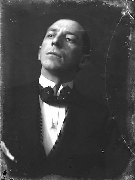 Fotografie, Umberto Boccioni