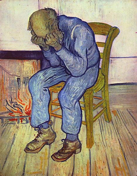 Vincent van Gogh, An der Schwelle zur Ewigkeit