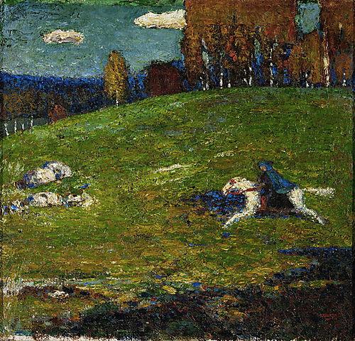 Wassily Kandinsky, Der Blaue Reiter