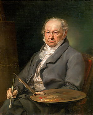 Francisco de Goya - Portrait